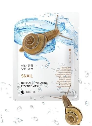 JKOSMEC Jkosmec Ultimate Hydrating Snail Maske Renksiz